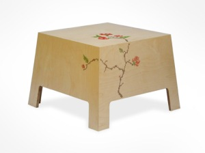 Cross Stitch Table