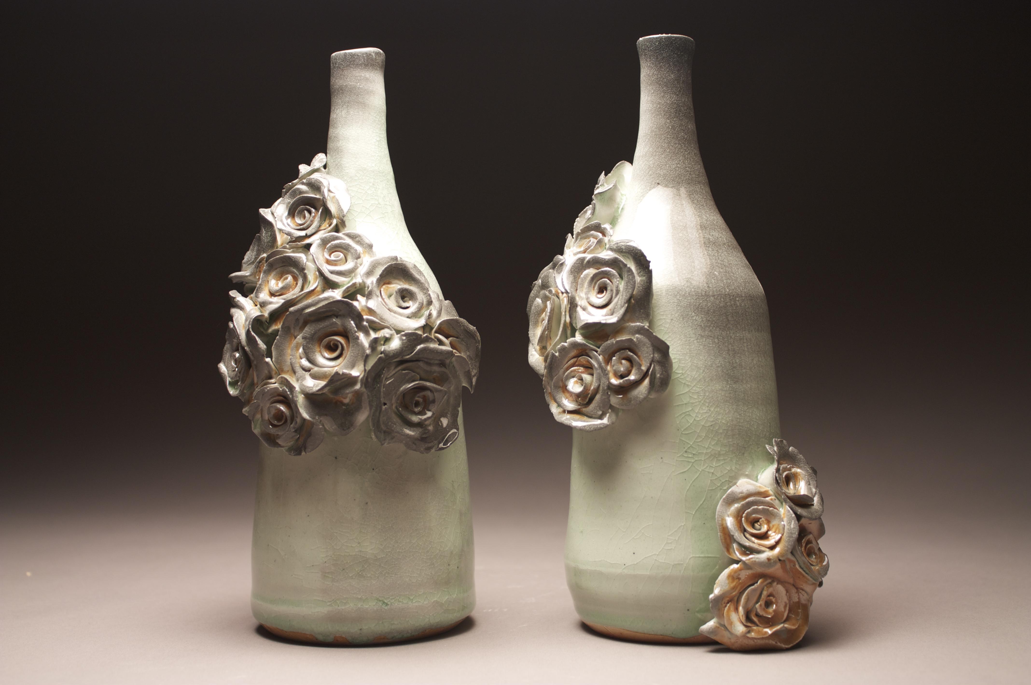 Caroline Reehl Ceramics Flower Magazine